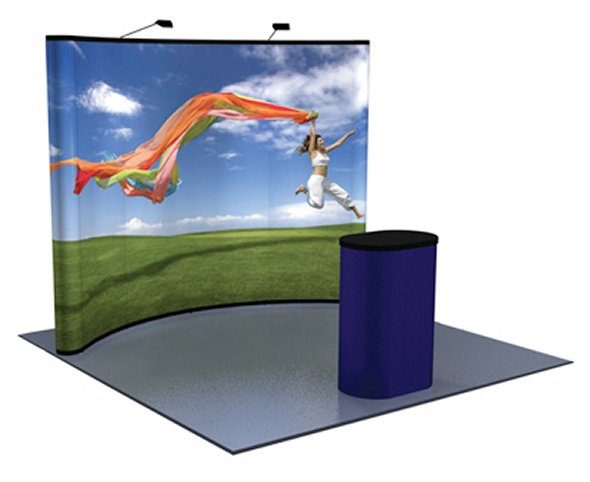 Trade Stands Cheap : Trade show display ideas how to save today