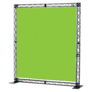 Truss trade show display size