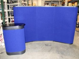 Used trade show displays