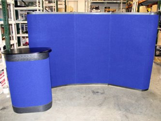 Used Trade Show Booth : Used trade show displays cost effective and quality