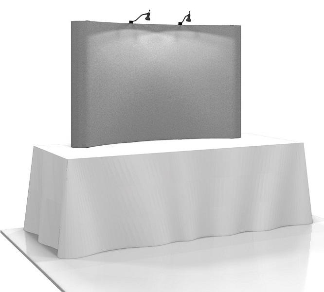 Tabletop Pop Up Display